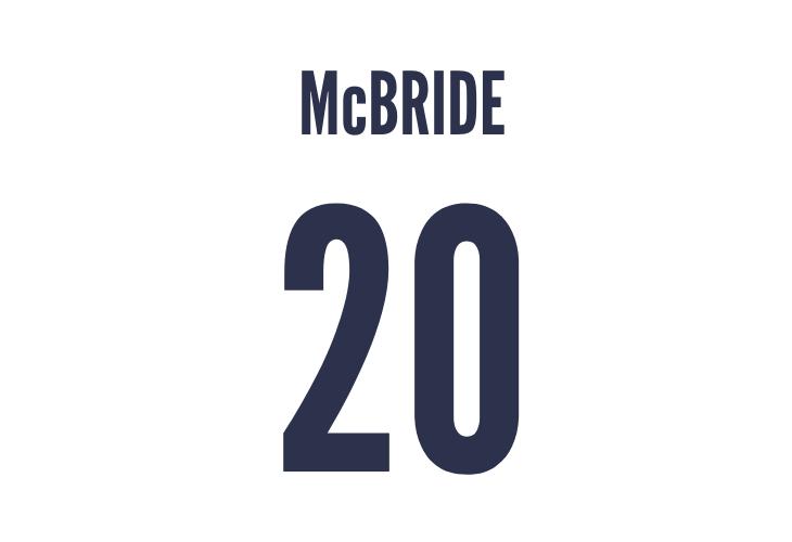 usmnt striker brian mcbride