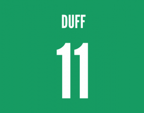 irish footballer damien duff