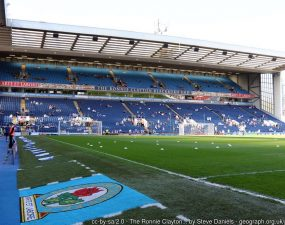 ewood park blackburn rovers stadium