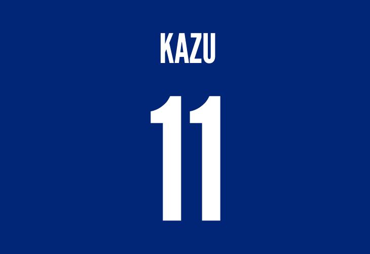 kazu japan