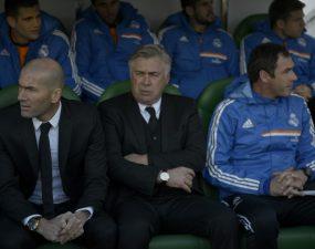 ucl winners ancelotti zidane