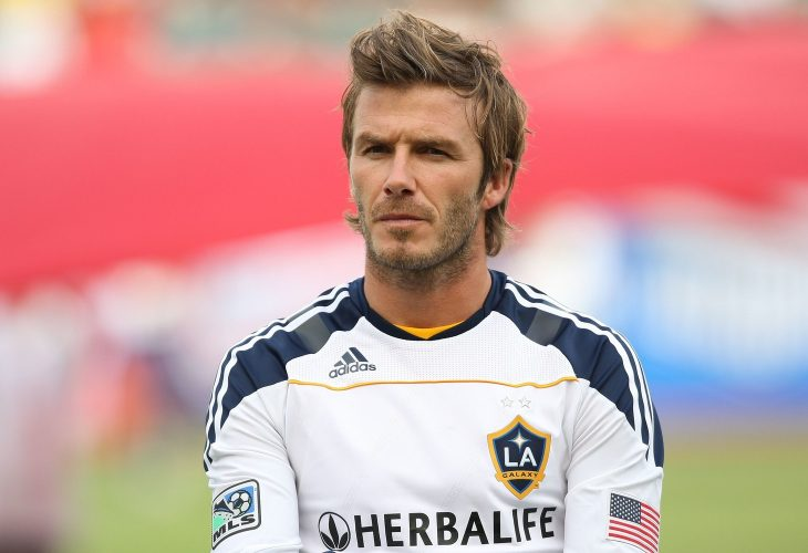 beckham at la galaxy