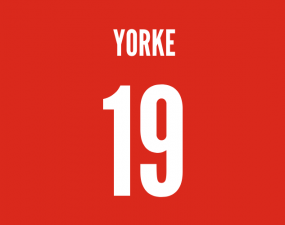 man utd striker dwight yorke