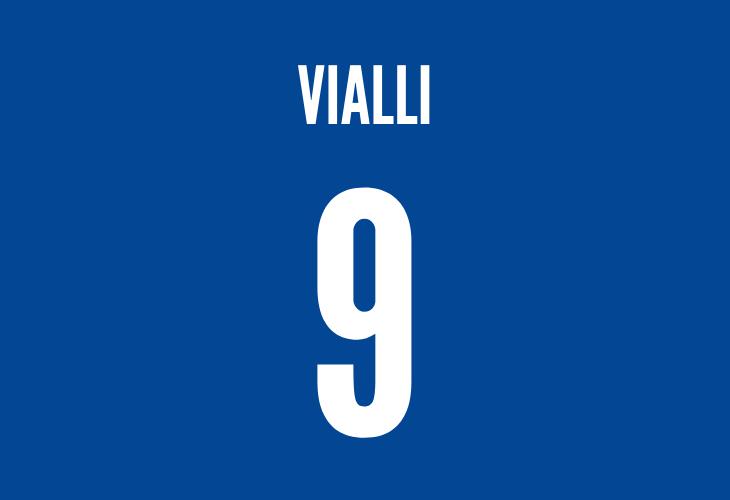 chelseas italian forward gianluca vialli