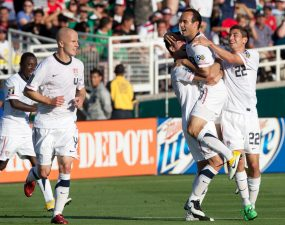 most capped american soccer players