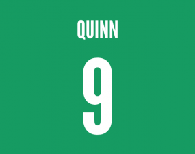 irish striker niall quinn