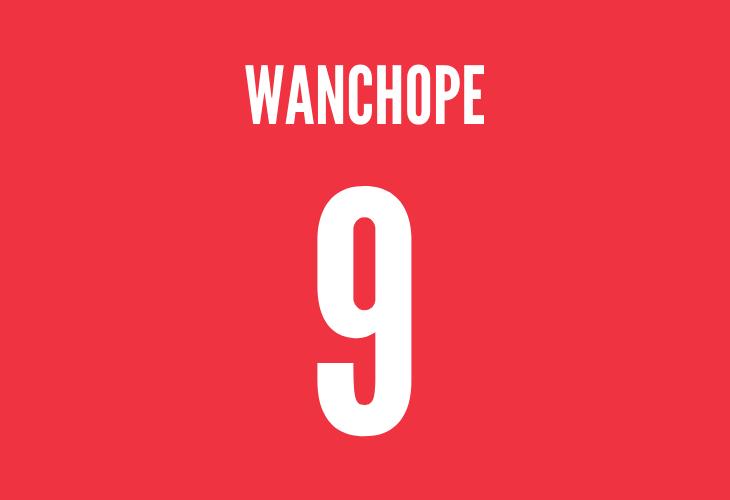 costa rican striker paulo wanchope