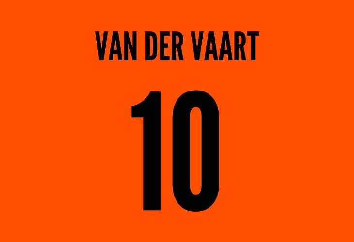 dutch midfielder rafael van der vaart