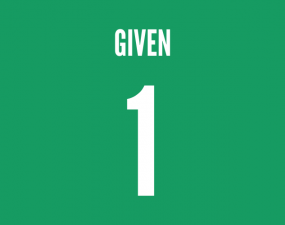 ireland goalkeeper shay given