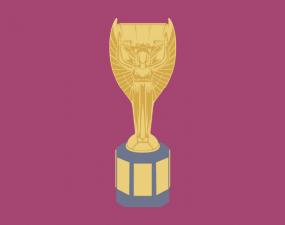 jules rimet world cup trophy