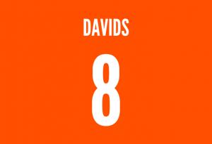 dutch midfielder edgar davids