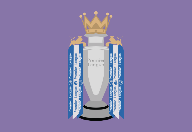 premier league title winners