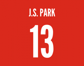 korea and man utd player park ji-sung