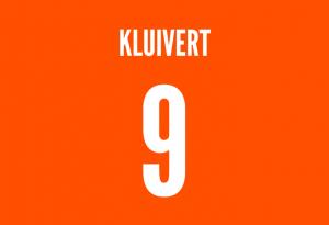 dutch striker patrick kluivert