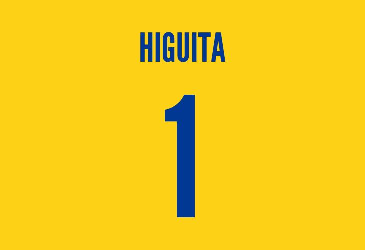 colombian goalkeeper rene higuita