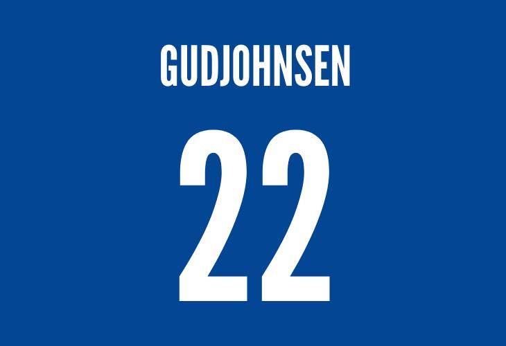 Icelandic striker Eidur Gudjohnsen