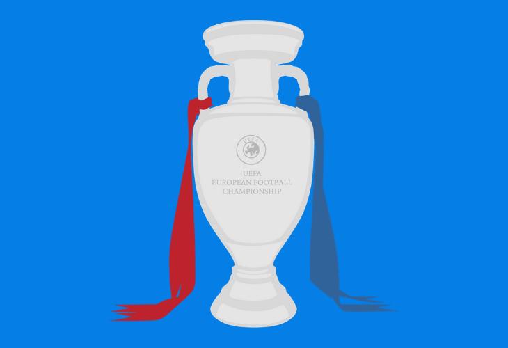 european championship euro winners list