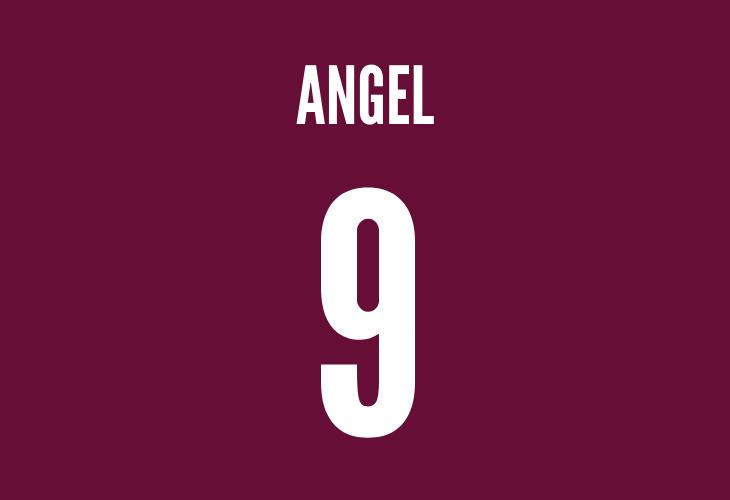 aston villa striker juan pablo angel