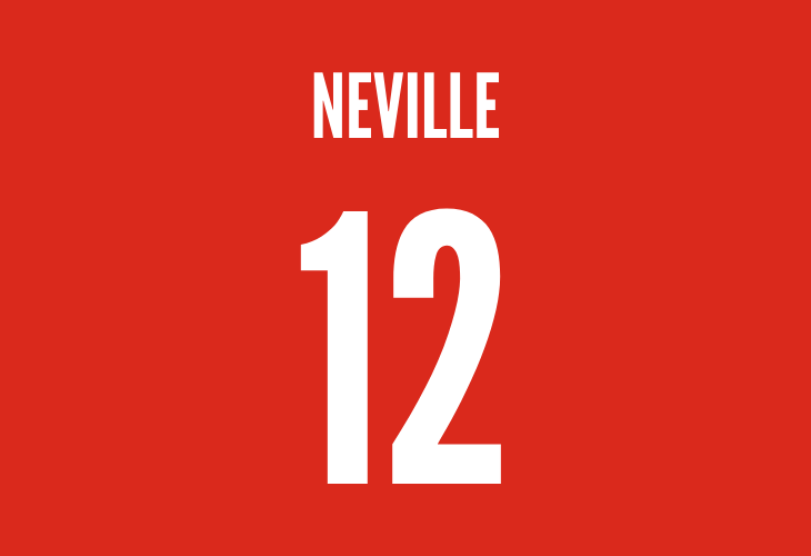 phil neville manchester united