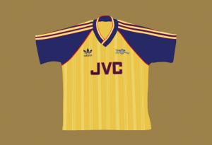 arsenal fc league win 1989