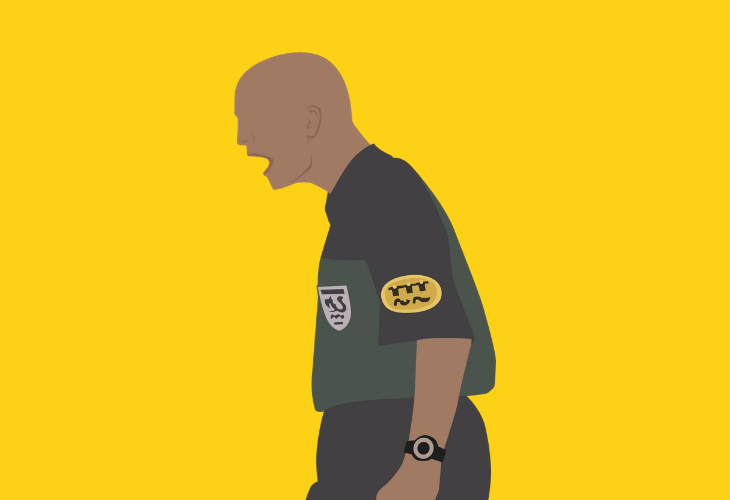 pierluigi collina and the lost art of refereeing