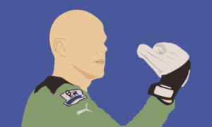 American soccer player brad friedel