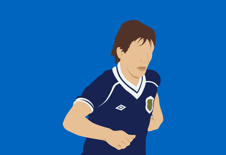 kenny dalglish has the most caps for scotland
