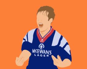 rangers highest goalscorer in history ally mccoist